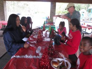 Caregiver Orlando FL - Holiday Party