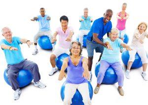 Elder Care Orlando FL - Exercise and Stretch!