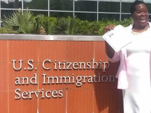 Caregiver Orlando FL - Welcome Our New American Citizen!